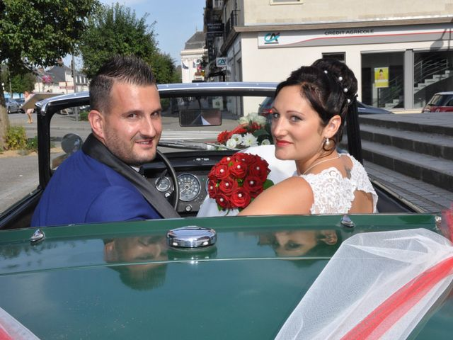 Le mariage de Alexandre et Elise à Yvetot, Seine-Maritime 7