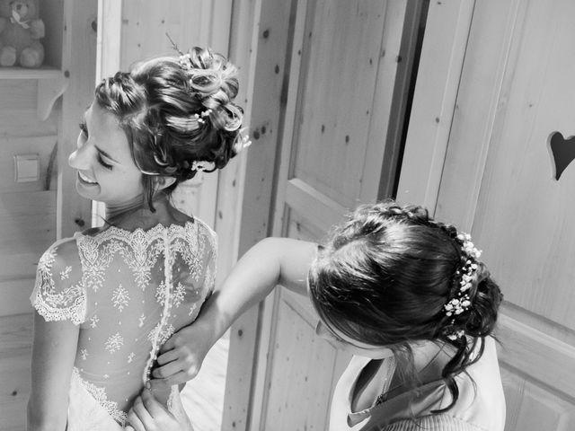 Le mariage de Emmanuel et Floriane à Le Grand-Bornand, Haute-Savoie 40
