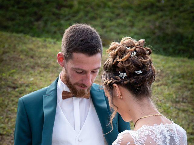 Le mariage de Emmanuel et Floriane à Le Grand-Bornand, Haute-Savoie 29