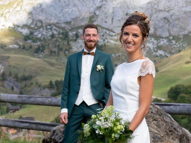 Le mariage de Emmanuel et Floriane à Le Grand-Bornand, Haute-Savoie 28