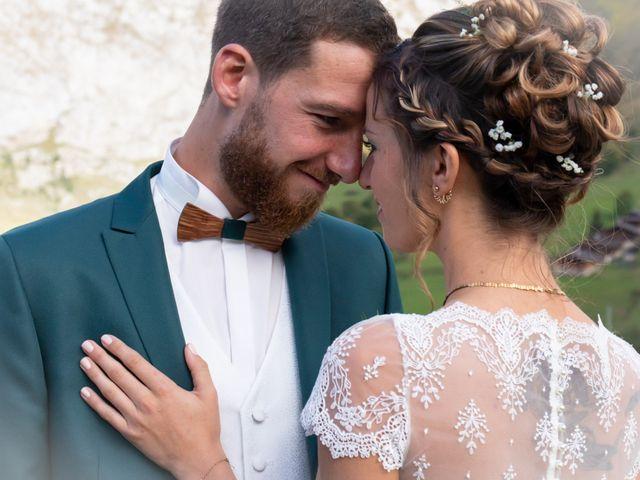 Le mariage de Emmanuel et Floriane à Le Grand-Bornand, Haute-Savoie 35