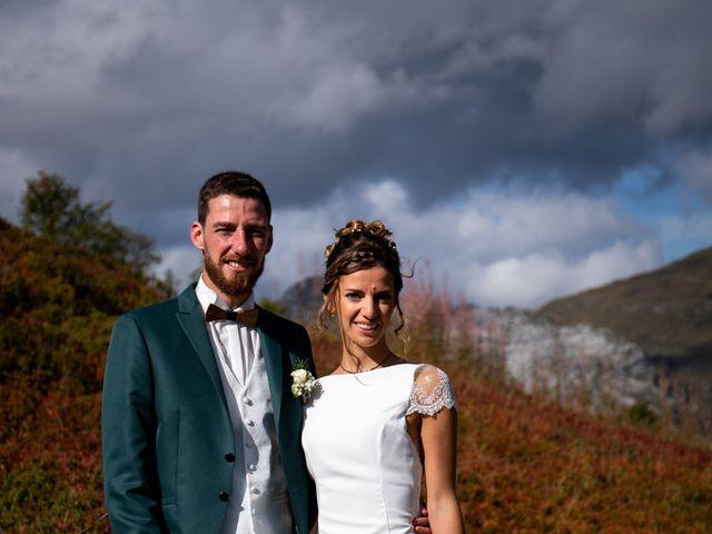 Le mariage de Emmanuel et Floriane à Le Grand-Bornand, Haute-Savoie 32