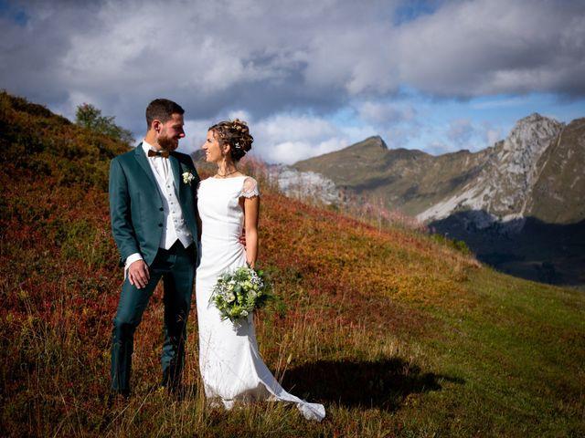 Le mariage de Emmanuel et Floriane à Le Grand-Bornand, Haute-Savoie 38