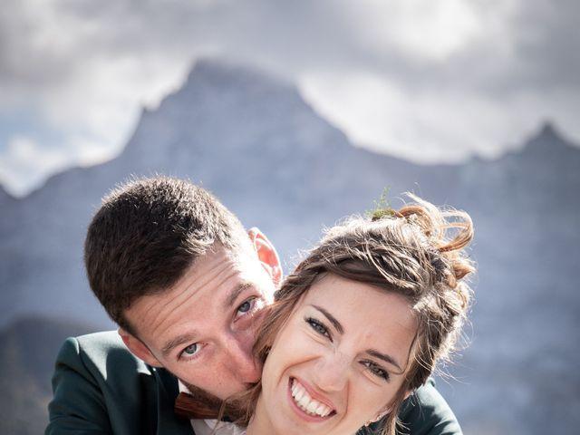 Le mariage de Emmanuel et Floriane à Le Grand-Bornand, Haute-Savoie 39