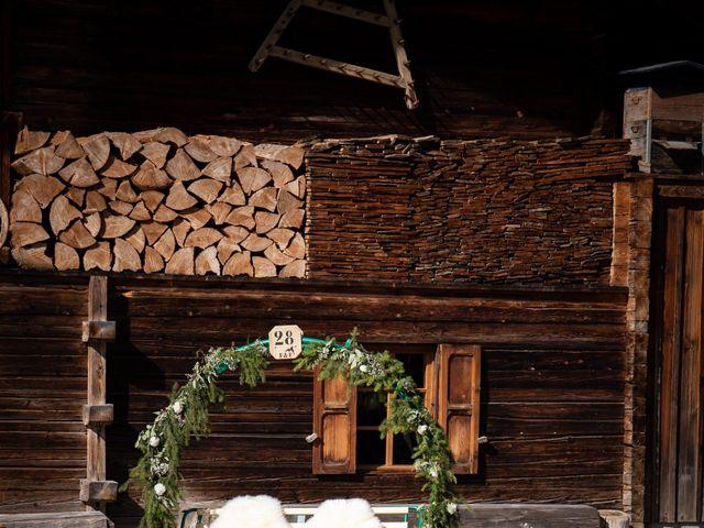 Le mariage de Emmanuel et Floriane à Le Grand-Bornand, Haute-Savoie 4