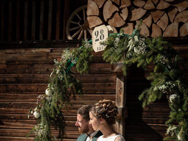 Le mariage de Emmanuel et Floriane à Le Grand-Bornand, Haute-Savoie 12