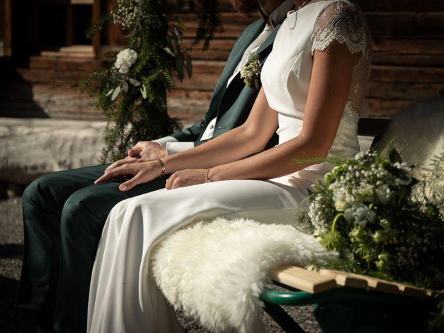Le mariage de Emmanuel et Floriane à Le Grand-Bornand, Haute-Savoie 1