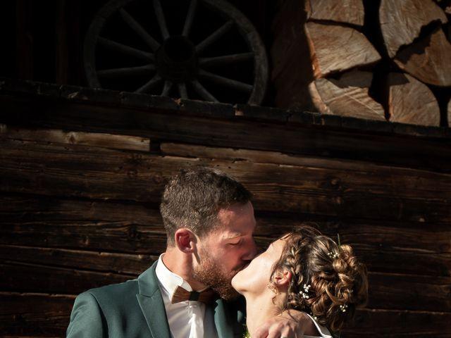 Le mariage de Emmanuel et Floriane à Le Grand-Bornand, Haute-Savoie 11