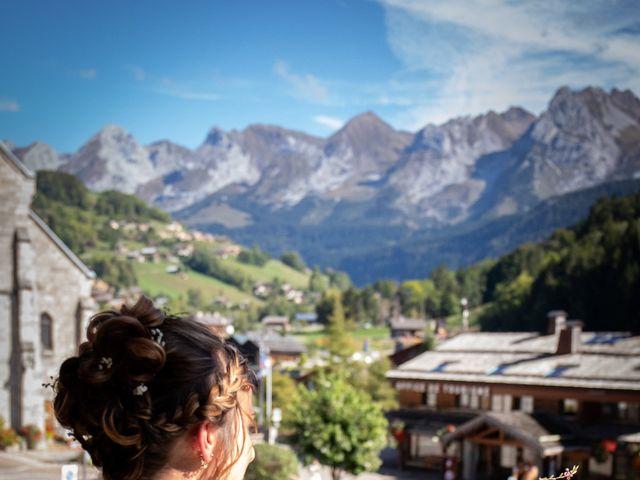 Le mariage de Emmanuel et Floriane à Le Grand-Bornand, Haute-Savoie 36