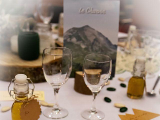 Le mariage de Emmanuel et Floriane à Le Grand-Bornand, Haute-Savoie 26