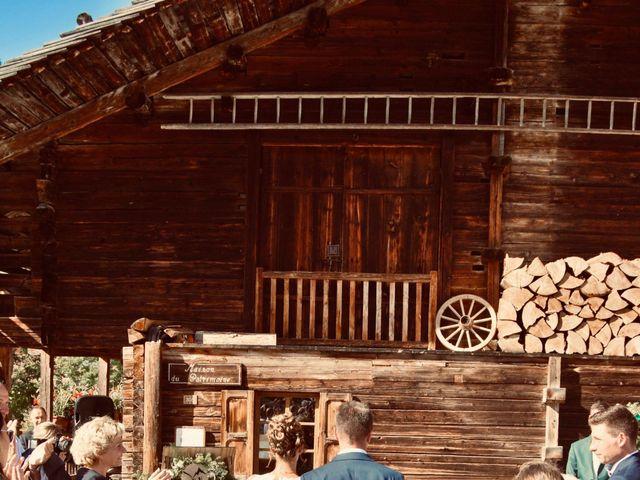 Le mariage de Emmanuel et Floriane à Le Grand-Bornand, Haute-Savoie 31