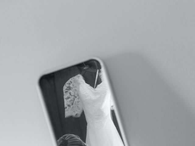 Le mariage de Martial et Julie à Boissy-sous-Saint-Yon, Essonne 5