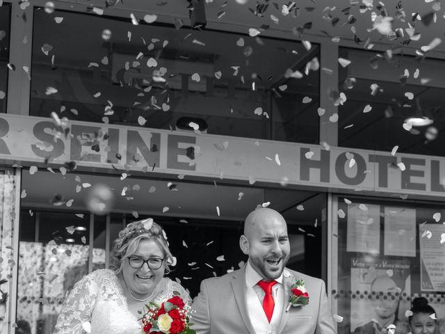 Le mariage de Martial et Julie à Boissy-sous-Saint-Yon, Essonne 12