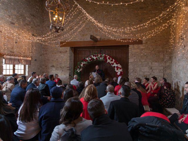 Le mariage de Martial et Julie à Boissy-sous-Saint-Yon, Essonne 2