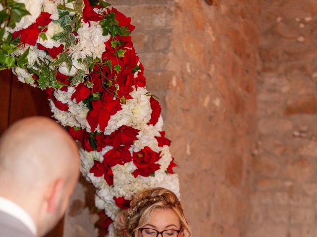 Le mariage de Martial et Julie à Boissy-sous-Saint-Yon, Essonne 15