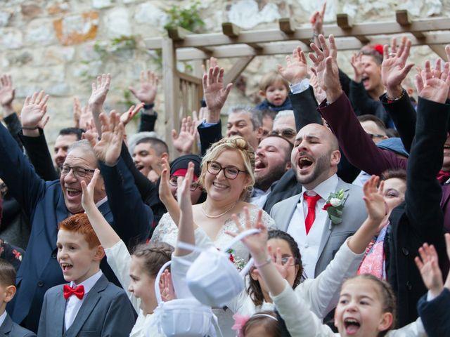 Le mariage de Martial et Julie à Boissy-sous-Saint-Yon, Essonne 18