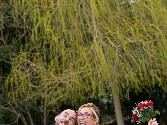 Le mariage de Martial et Julie à Boissy-sous-Saint-Yon, Essonne 21