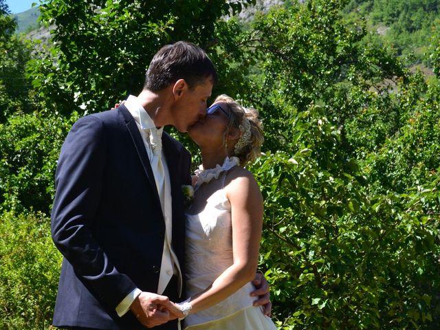 Le mariage de Yannick et Emmanuelle à Vicdessos, Ariège 3