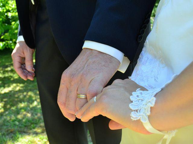 Le mariage de Yannick et Emmanuelle à Vicdessos, Ariège 1