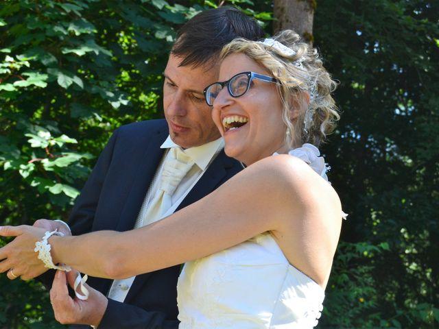 Le mariage de Yannick et Emmanuelle à Vicdessos, Ariège 2