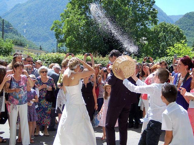 Le mariage de Yannick et Emmanuelle à Vicdessos, Ariège 23