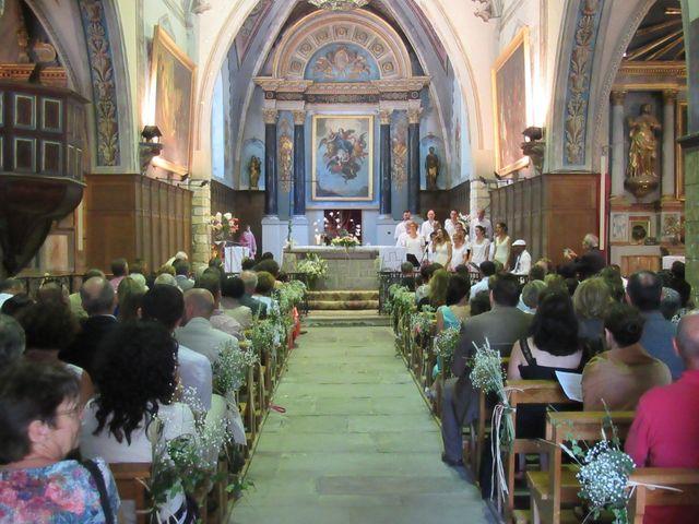 Le mariage de Yannick et Emmanuelle à Vicdessos, Ariège 24