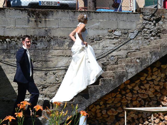 Le mariage de Yannick et Emmanuelle à Vicdessos, Ariège 51