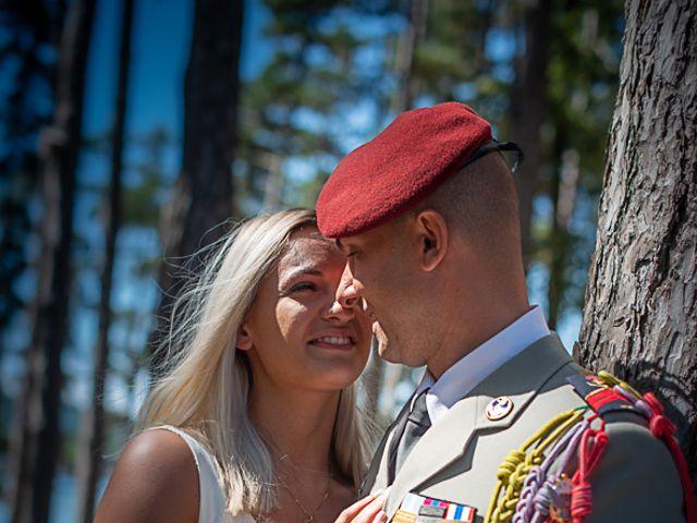 Le mariage de Adrien et Heather à Colomiers, Haute-Garonne 7