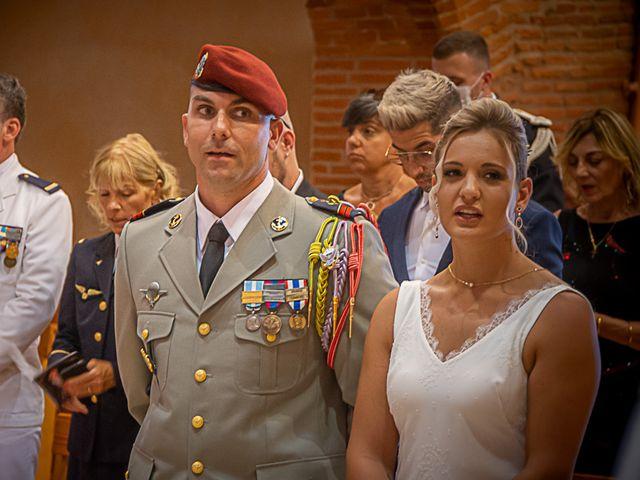 Le mariage de Adrien et Heather à Colomiers, Haute-Garonne 12