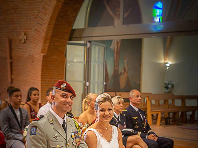 Le mariage de Adrien et Heather à Colomiers, Haute-Garonne 13