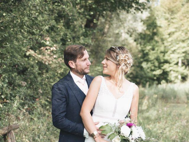 Le mariage de Fabio et Nadège à Rémelfing, Moselle 3