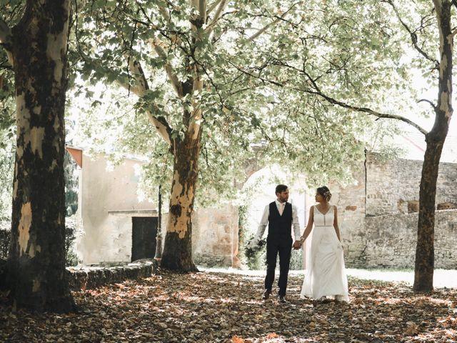 Le mariage de Fabio et Nadège à Rémelfing, Moselle 1