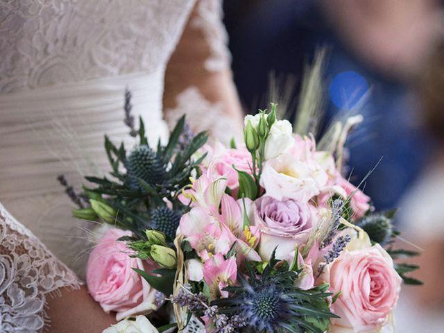 Le mariage de Johann et Charlotte à Épagne-Épagnette, Somme 17