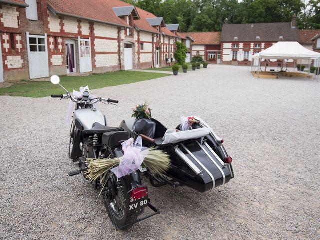 Le mariage de Johann et Charlotte à Épagne-Épagnette, Somme 30