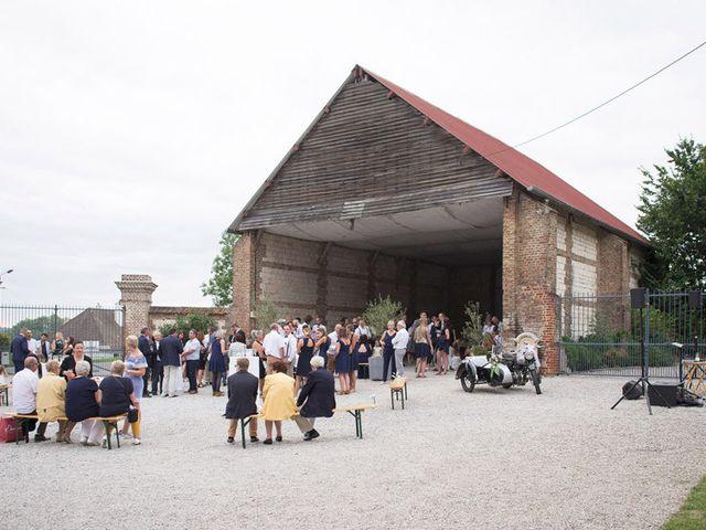 Le mariage de Johann et Charlotte à Épagne-Épagnette, Somme 32