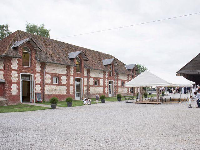 Le mariage de Johann et Charlotte à Épagne-Épagnette, Somme 33