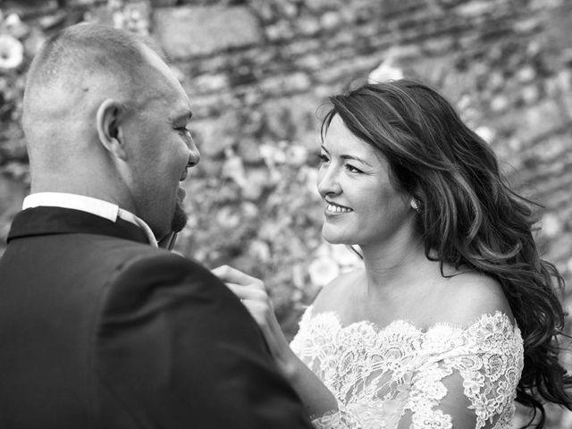 Le mariage de Johann et Charlotte à Épagne-Épagnette, Somme 48