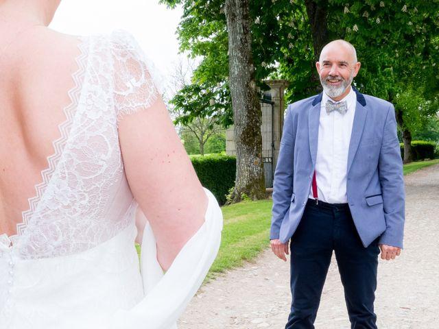 Le mariage de David et Kathy à Benon, Charente Maritime 100