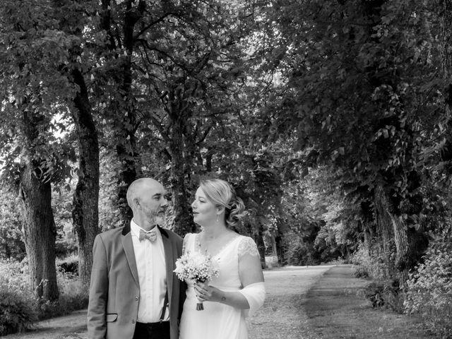Le mariage de David et Kathy à Benon, Charente Maritime 108