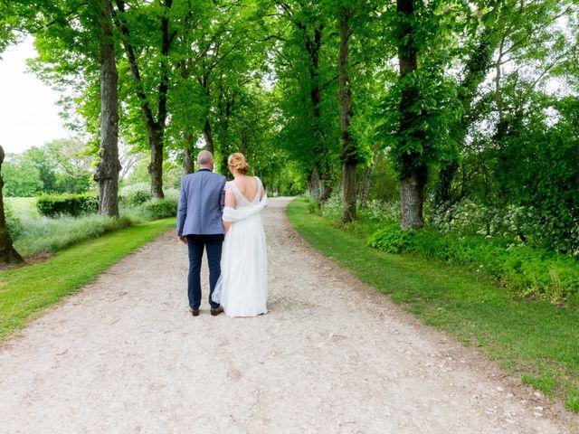 Le mariage de David et Kathy à Benon, Charente Maritime 110