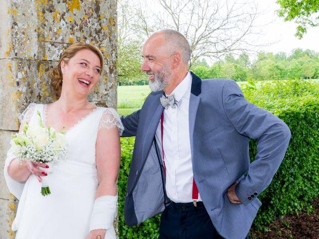 Le mariage de David et Kathy à Benon, Charente Maritime 113