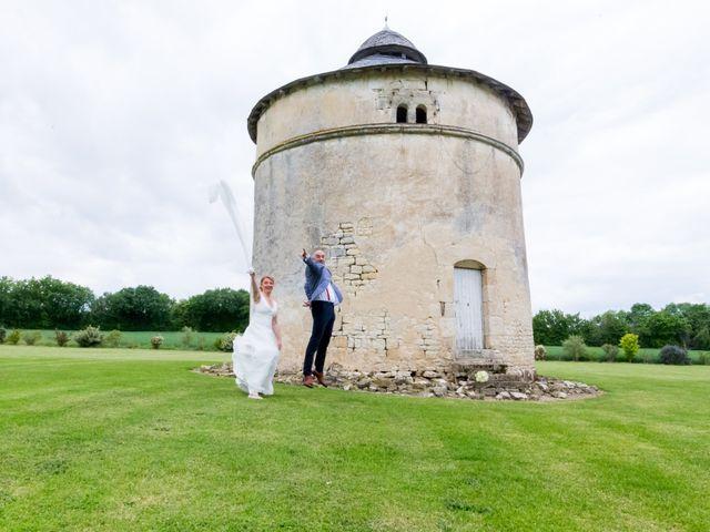 Le mariage de David et Kathy à Benon, Charente Maritime 115
