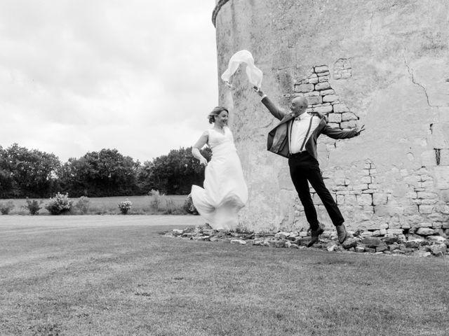Le mariage de David et Kathy à Benon, Charente Maritime 116