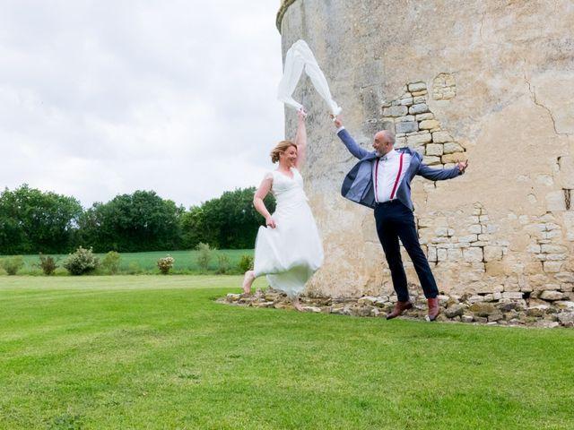 Le mariage de David et Kathy à Benon, Charente Maritime 117