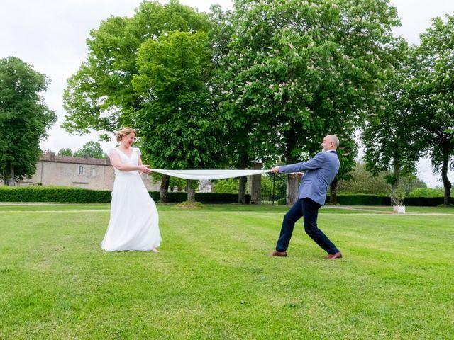 Le mariage de David et Kathy à Benon, Charente Maritime 2