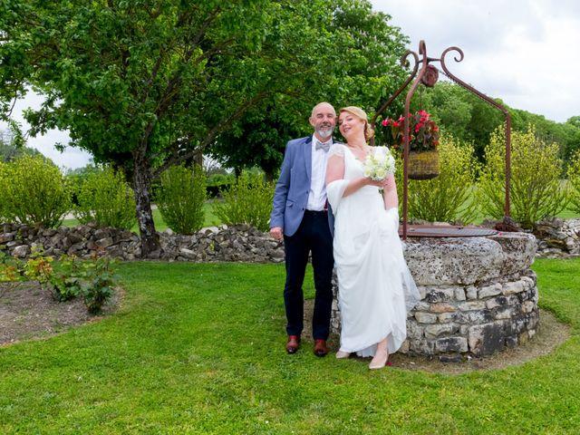Le mariage de David et Kathy à Benon, Charente Maritime 121