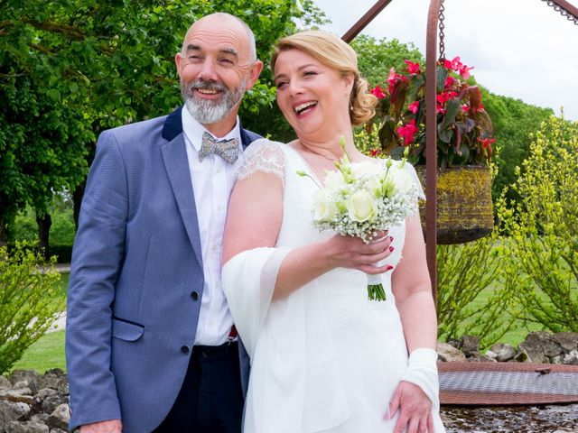Le mariage de David et Kathy à Benon, Charente Maritime 123