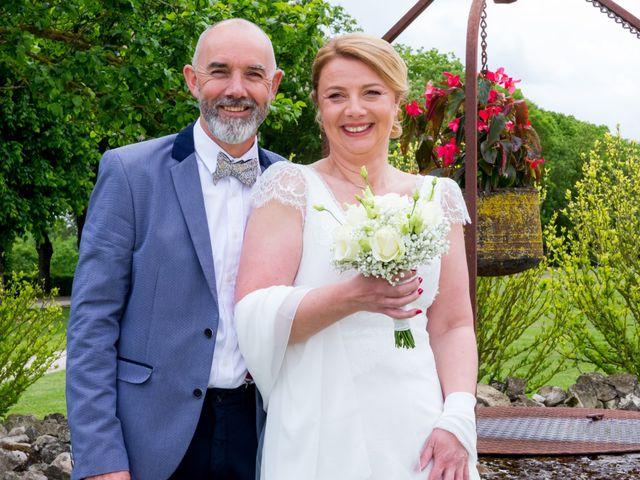 Le mariage de David et Kathy à Benon, Charente Maritime 124