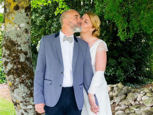Le mariage de David et Kathy à Benon, Charente Maritime 125