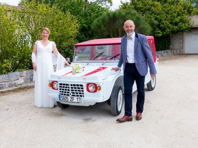 Le mariage de David et Kathy à Benon, Charente Maritime 127
